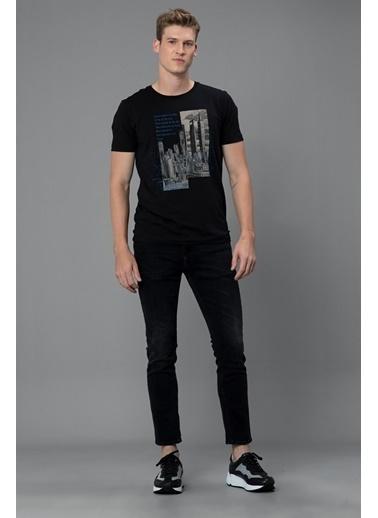 Lufian Jean Pantolon Siyah